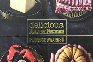 Liam's delicious 2019 Award