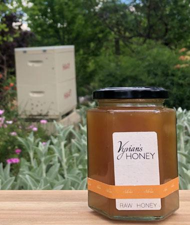 Vyvian's Raw Honey